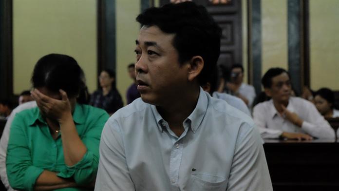 Ông Nguyễn Minh Hùng, Tổng Giám đốc Công ty VN Pharma