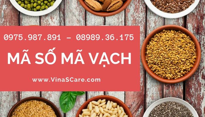 Đăng ký mã số mã vạch - mã code cho sản phẩm nông sản Việt ra sao? (Ảnh VINASCARE)