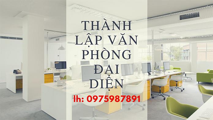 Thủ tục thành lập văn phòng đại diện công ty nước ngoài tại Việt Nam (Ảnh Vinascare)