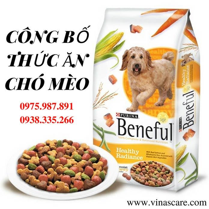 Công bố hợp quy thức ăn chó mèo nhanh chóng (Ảnh VinaSCare)