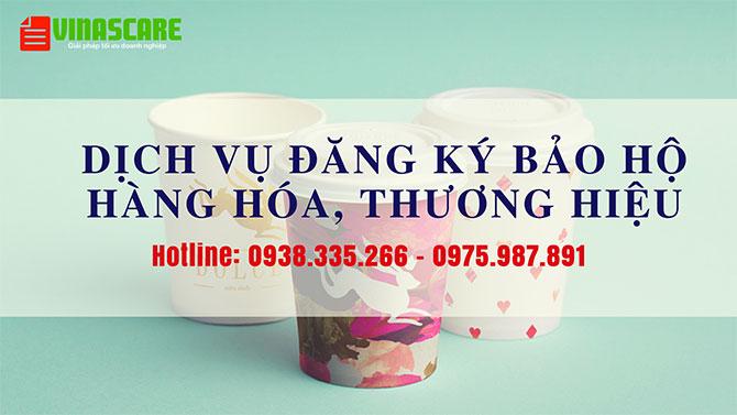 Dịch vụ đăng ký bảo hộ nhãn hiệu hàng hóa tại Việt Nam (Ảnh Vinascare)